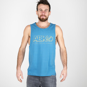 ABK Juju Tanktop Heren, frenchy blue